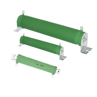 Проволочный тормозной резисторы