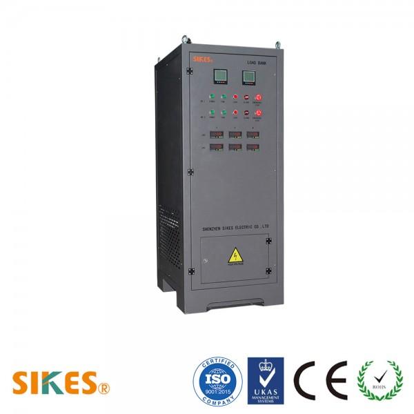 Блок резистивно-индуктивной нагрузки переменного тока 82 кВА , для тестирования различных эксплуатационных параметров моторных приводов электромобилей