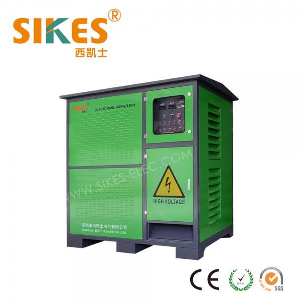 Резистивный нагрузочный модуль ,1500VDC, 500KW