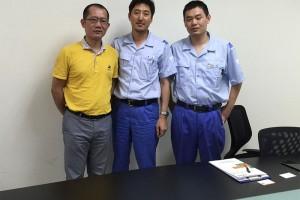 Обсуждение технических решений в японской компании