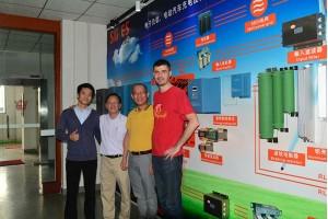 Клиенты из Гонконга