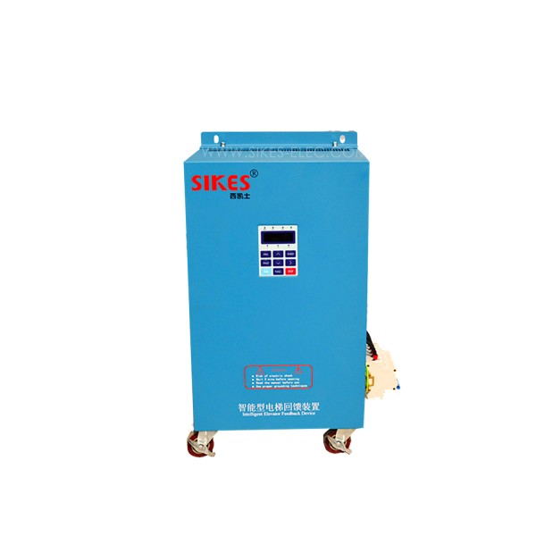 Regenerative drive for elevator 100A, 55KW, Chopper Voltage 620V