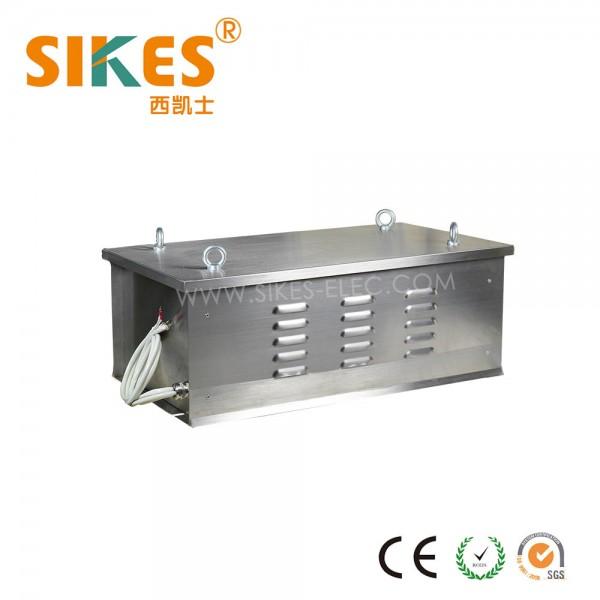 Ящик резистор нержавеющей стали 23KW, IP54 предназначенный для портового крана и промышленного лифта