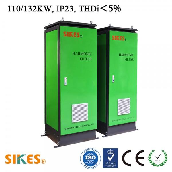 Пассивный фильтр гармоник,THDi<5%,Номинальный ток 188A, Новый дизайн