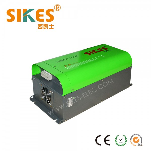 Пассивный фильтр гармоник,THDi<5%,Номинальный ток 32A, Новый дизайн