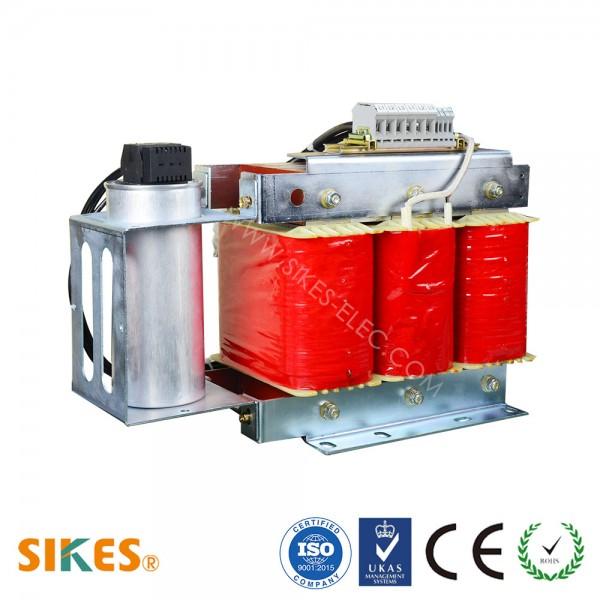 Пассивный фильтр гармоник,THDi<8%,Номинальный ток 72A, Открытая рамка